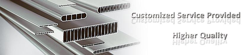 Aluminum Customized Tube