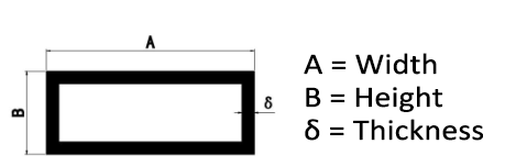 Aluminum Square and Rectangular Tube