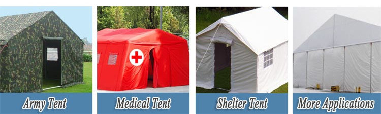 Quarantine-Triage-tent